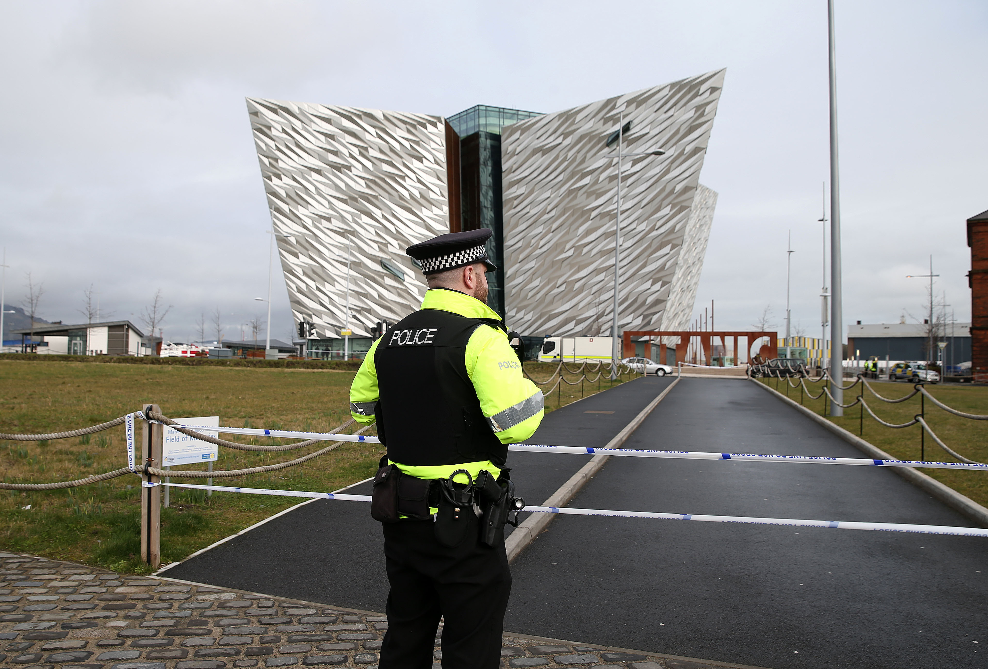 'Policing at crisis point' a year on from Stormont's collapse - PFNI
