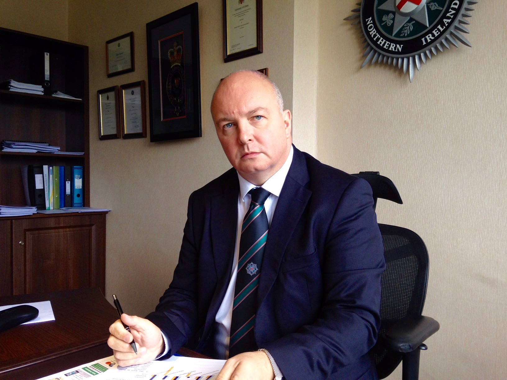 PFNI condemns attempted murder of police officer
